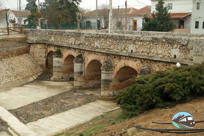 Puente del Camino Real - El Provencio