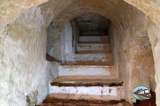 Cuevas subterráneas - El Provencio