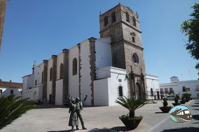 Iglesia de la Magdalena -Olivenza