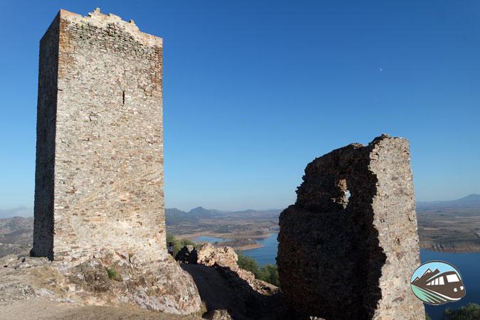 Castillo de la Culebra - Alange