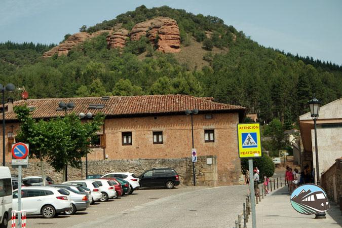 Parking monasterios