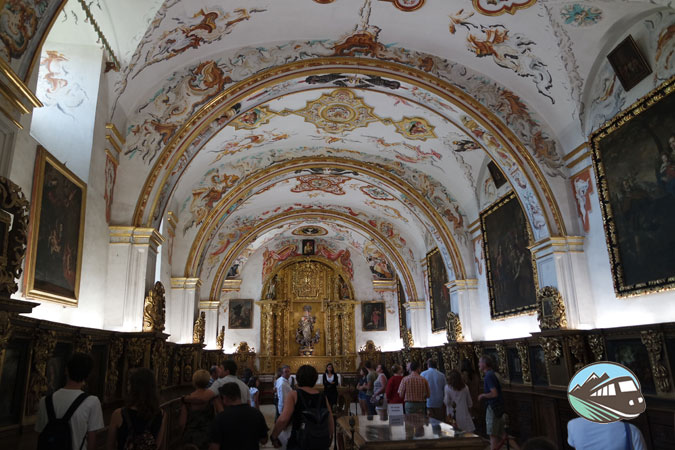 Sacristía del Monasterio de Yuso