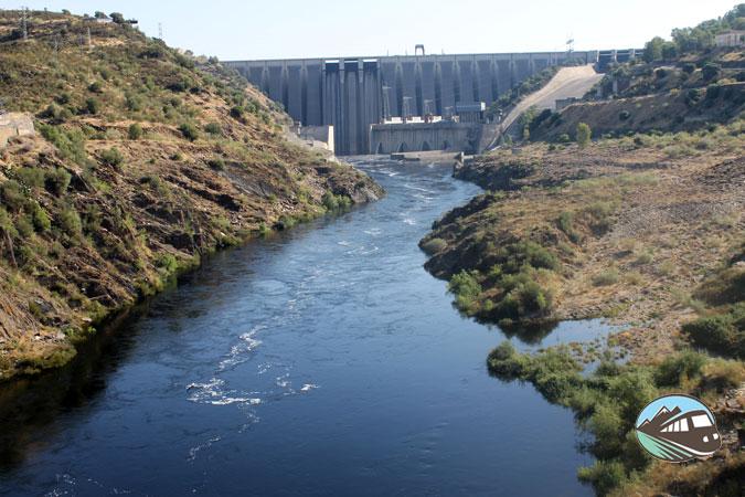 Río Tajo - Alcántara