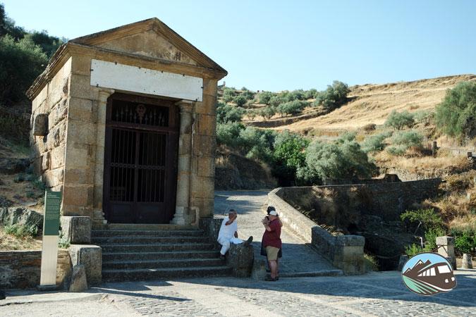 Templo romano - Alcántara