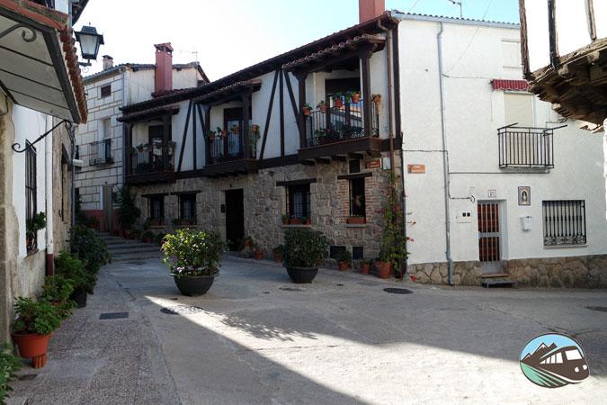 Casas de Candelario