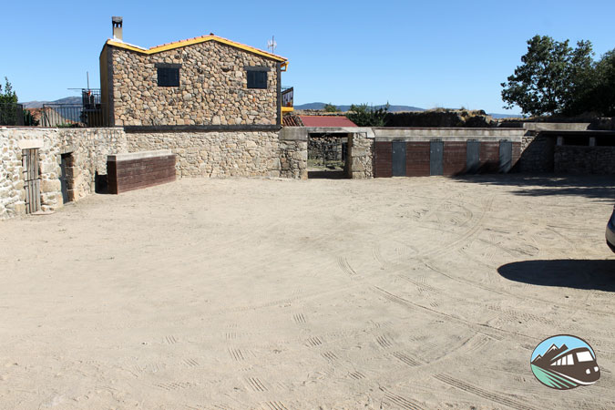 Plaza de Toros - Santibáñez El Alto