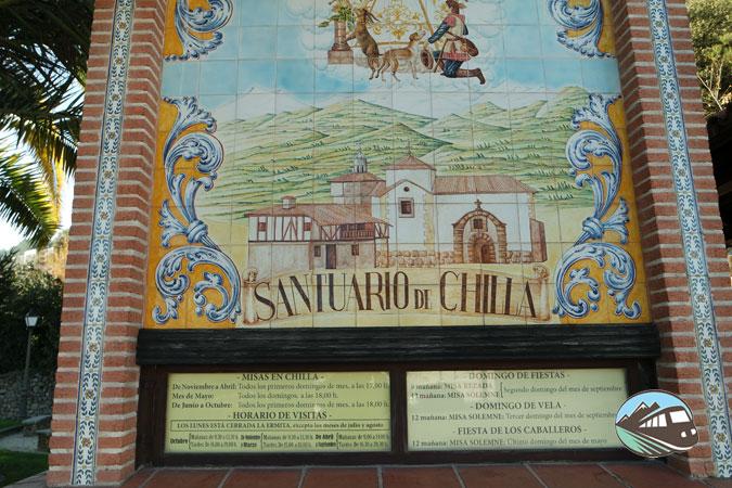 Santuario de Nuestra Señora de Chilla - Candelario