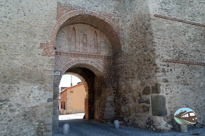 Arco de San Miguel - Olmedo