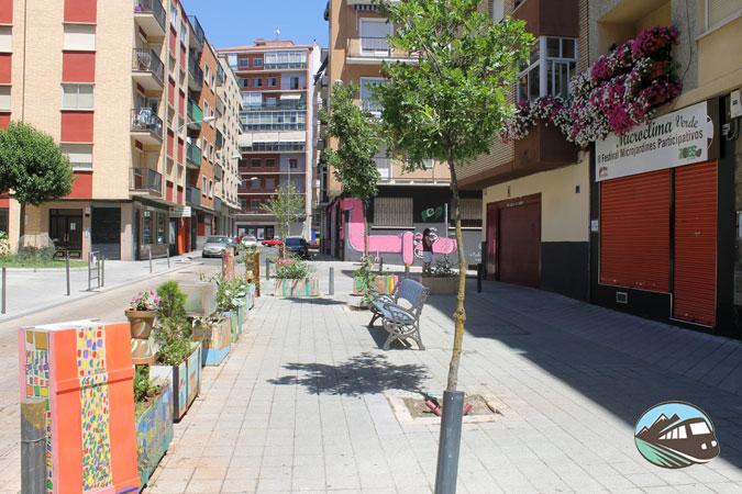 Macetas de colores - Salamanca