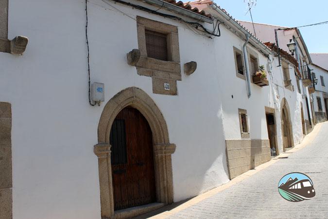 Barrio Gótico-Judío – Valencia de Alcántara