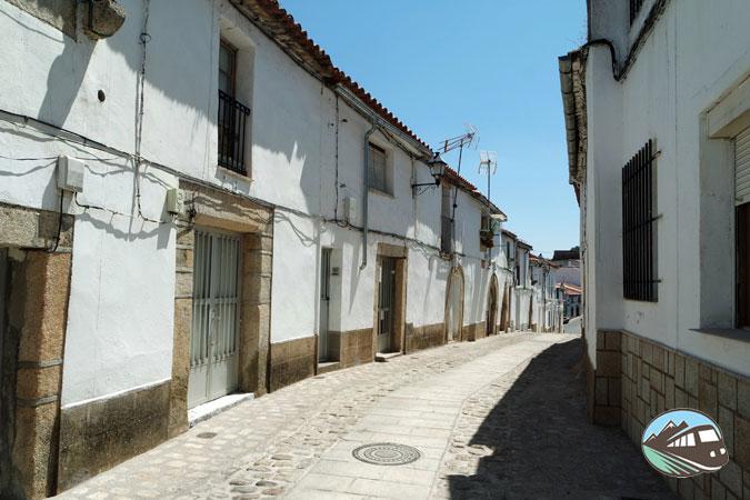 Barrio Gótico-Judío - Valencia de Alcántara