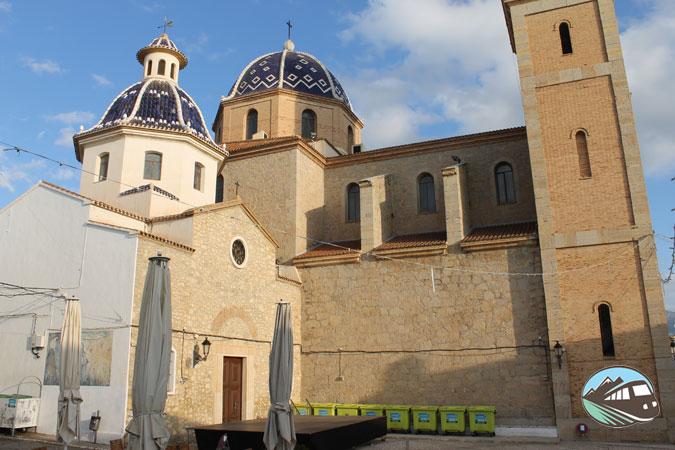 Iglesia de la Virgen de la Consolación - Altea