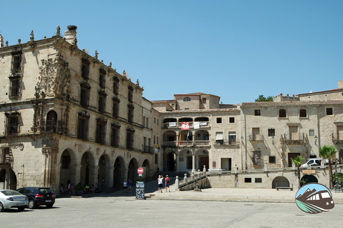Palacio del marqués de la Conquista – Trujillo