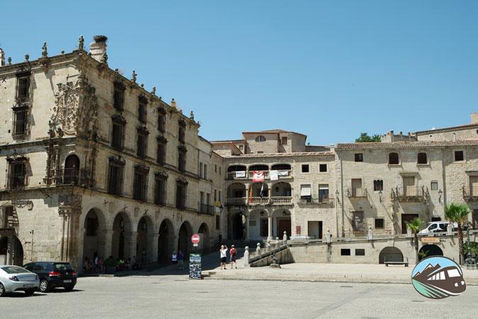 Palacio del marqués de la Conquista - Trujillo