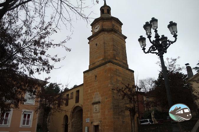 Torre del Reloj - Huete
