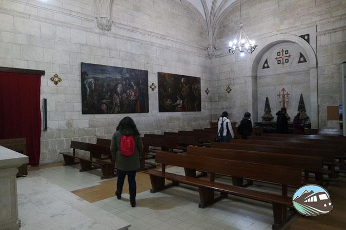 Sacristía - Monasterio de Uclés
