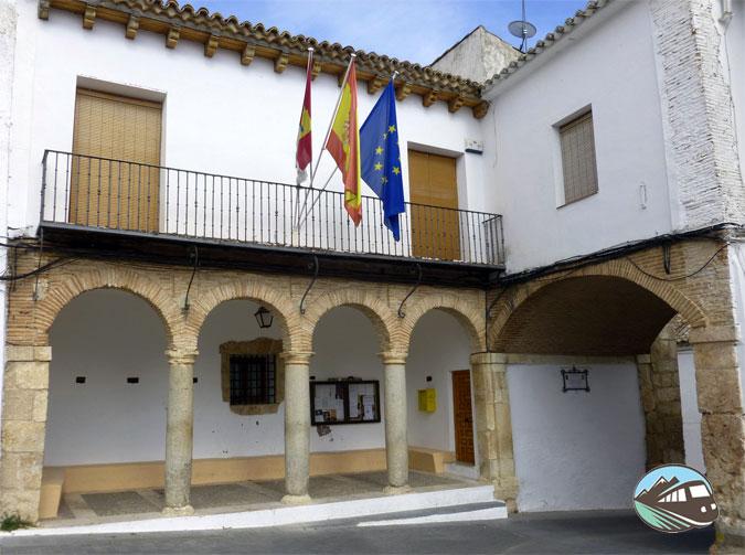 Plaza Mayor de Uclés