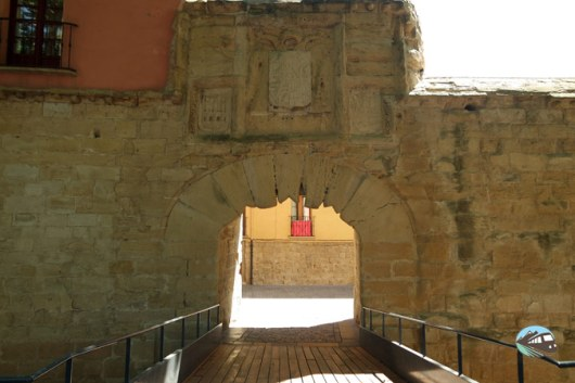 Puerta de la muralla