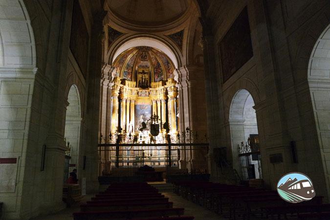 Iglesia - Monasterio de Uclés