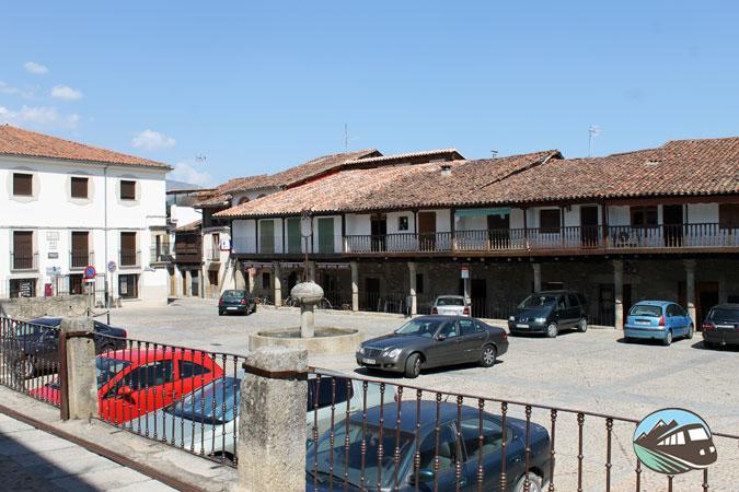 Plaza de España - Cuacos de Yuste