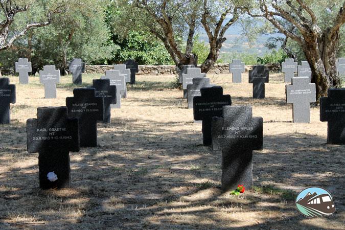 Cementerio alemán - Cuacos de Yuste