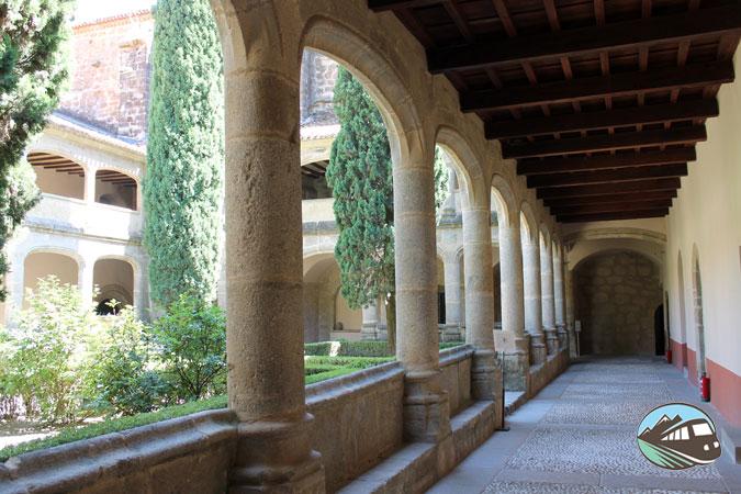 Claustro Monasterio de Yuste - Cuacos de Yuste