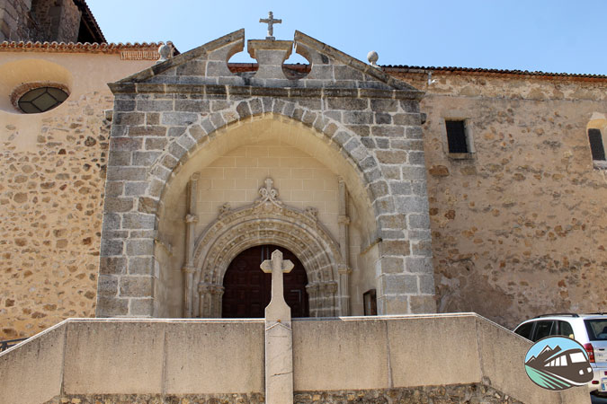 Iglesia de Nuestra Señora de la Asunción - Cuacos de Yuste