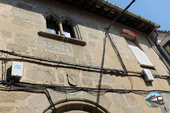 Casa de Rafael Castaño – Cuacos de Yuste