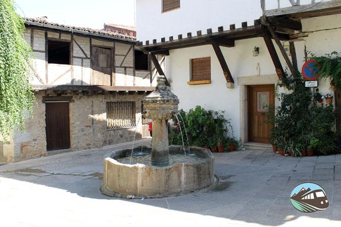 Plaza de la Fuente de los Chorros – Cuacos de Yuste