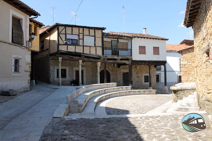 Plaza de Juan de Austria - Cuacos de Yuste