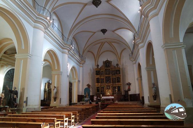 Iglesia de Santa María la Mayor de San Gil – Molina de Aragón