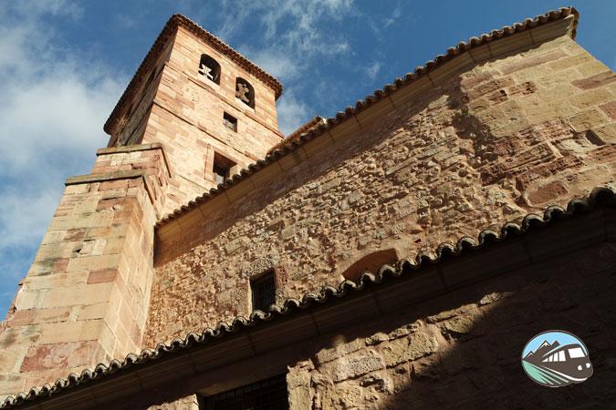 Iglesia de Santa María la Mayor de San Gil - Molina de Aragón