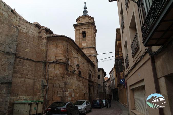 Iglesia de San Martín – Molina de Aragón