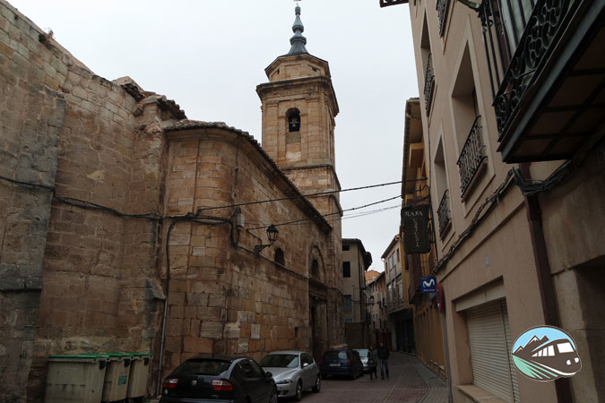 Iglesia de San Martín - Molina de Aragón