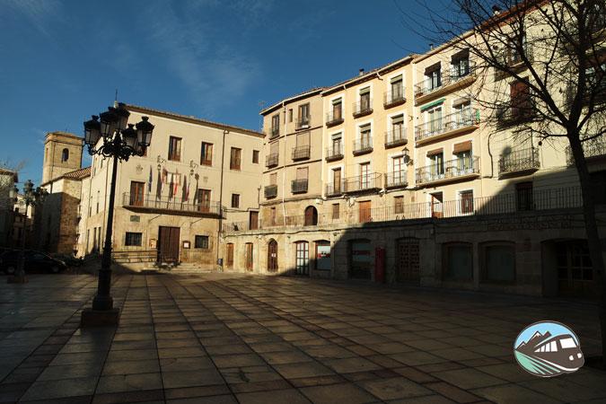 Plaza de España - Molina de Aragón