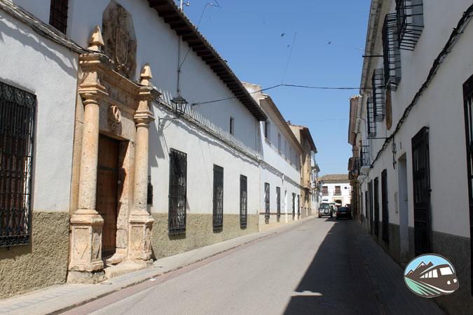 Calle Mayor - Villanueva de la Jara
