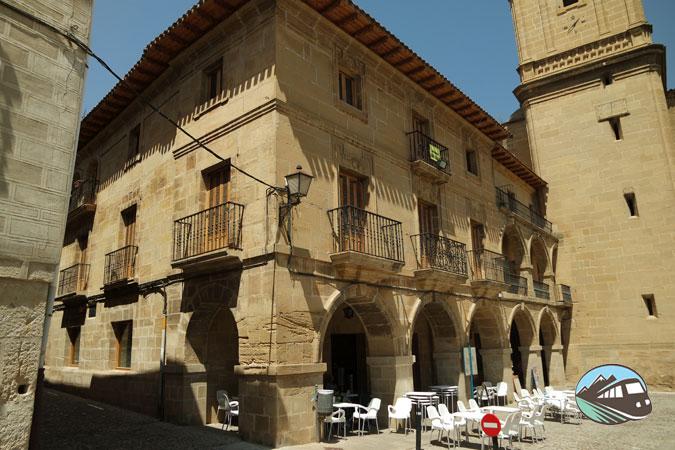 Antigua Abadía de Briones