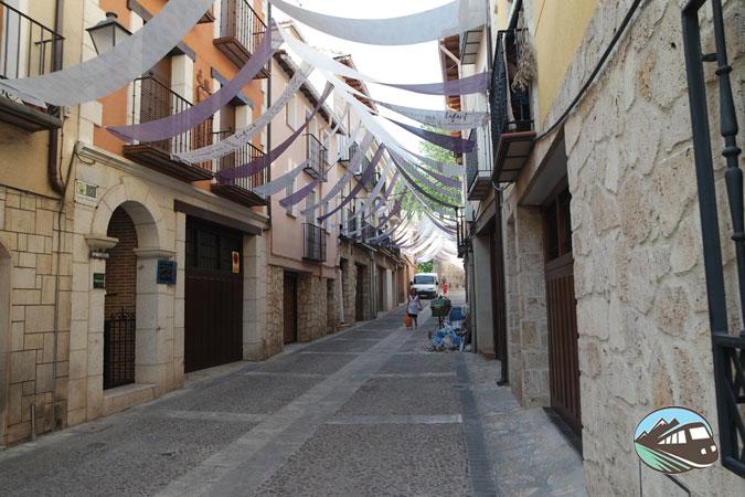 Calles de Brihuega