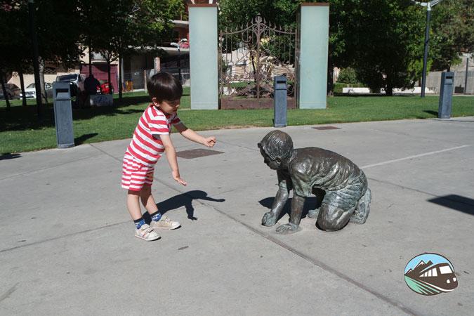 Esculturas de Arnedo