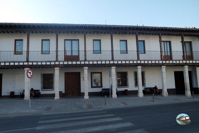 Ayuntamiento- Villarejo de Salvanés