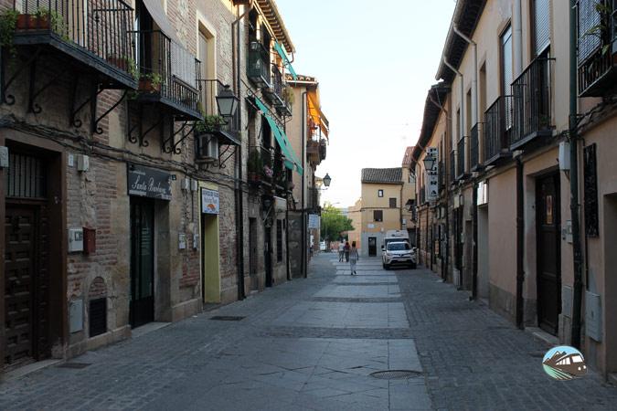 Calles de Torrelaguna