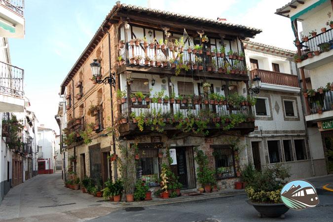 Casa de las Flores de Candeleda