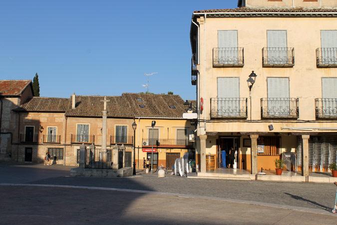 Cruz de Cisneros - Torrelaguna