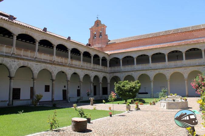 Palacio de Juan II - Madrigal de la Torre