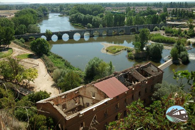 Puente sobre el Pisuerga - Simancas