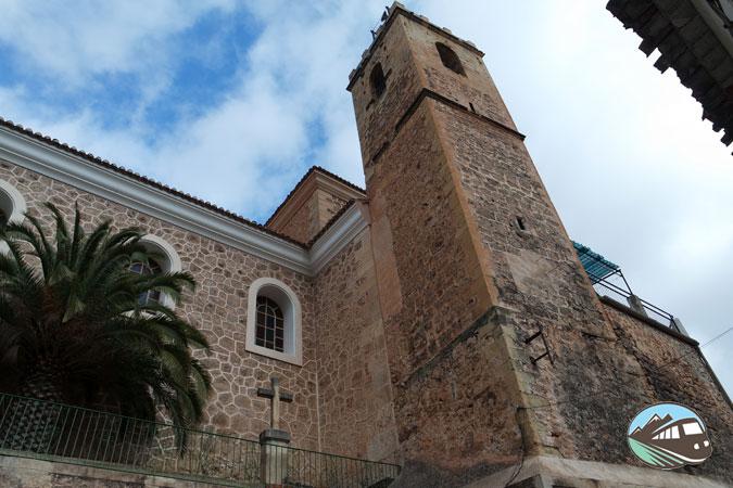 Iglesia Santa María de lo Alto – Ayna