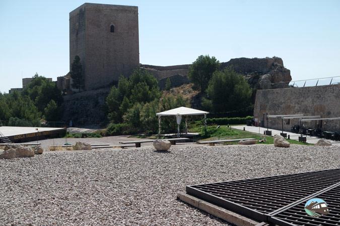 Explanada del Castillo de Lorca