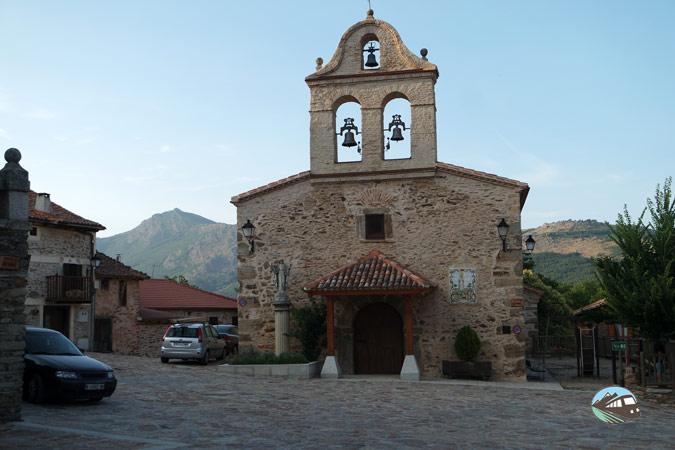 Iglesia de San Miguel Arcángel- Sierra del Rincón