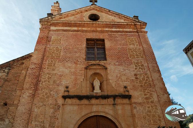 Exconvento de las Carmelitas - Liétor