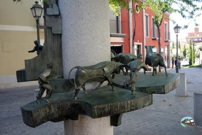 Monumento al Encierro- Navalcarnero